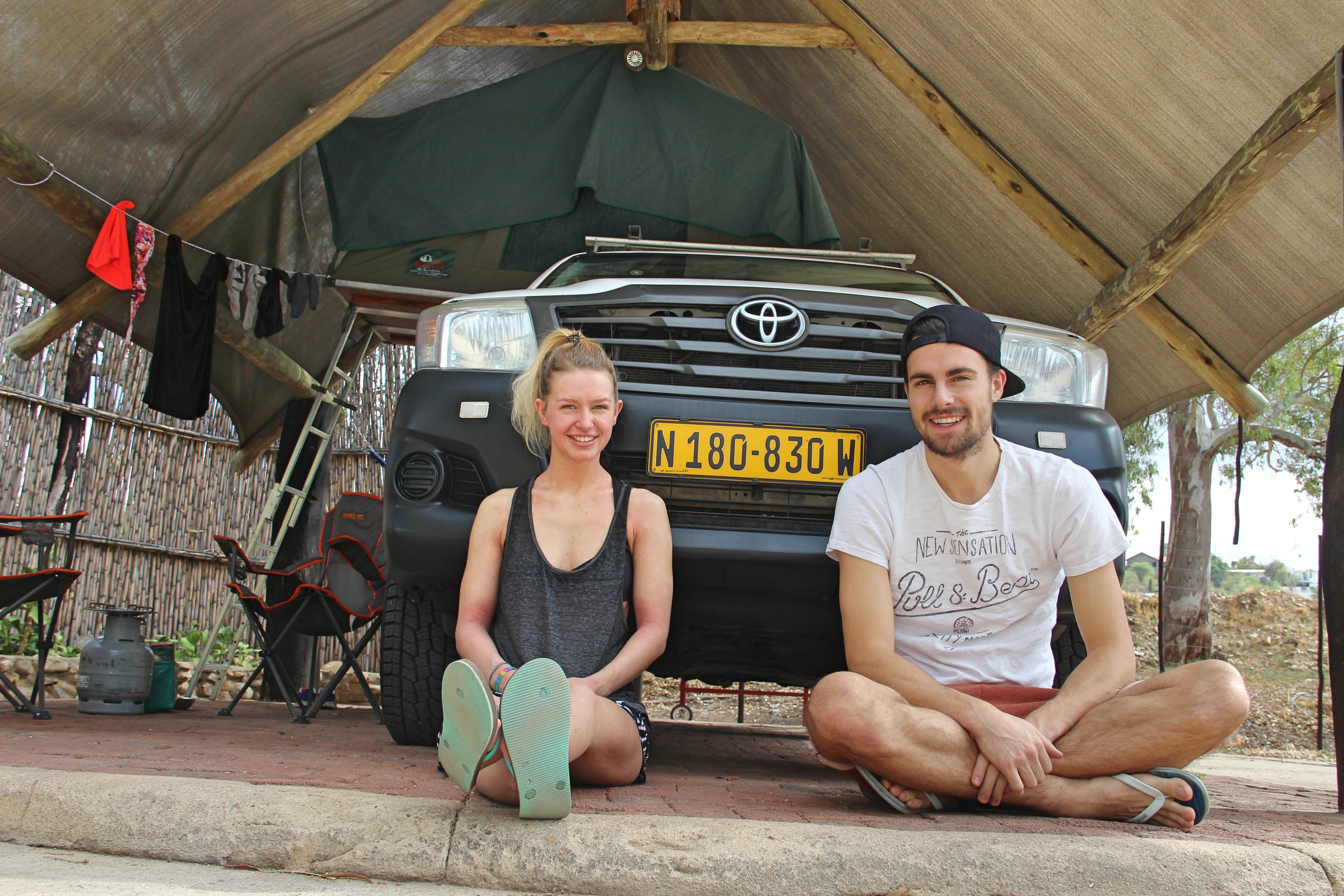 Campground Windhoek 2