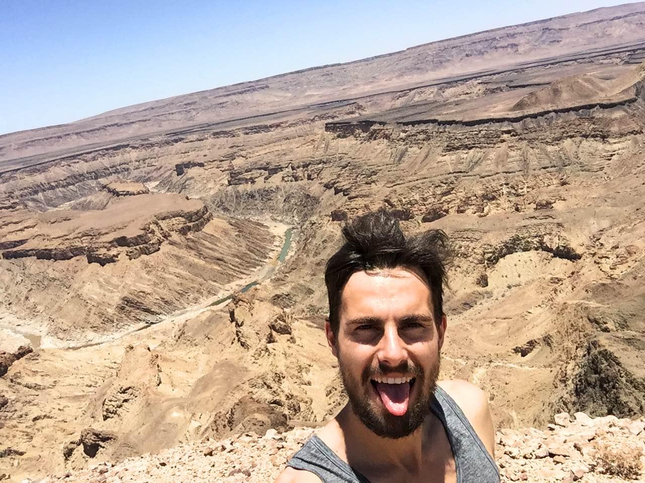 Weltreise_Backpacking_Namibia_Keetmanshoop_Fish_River_Canyon