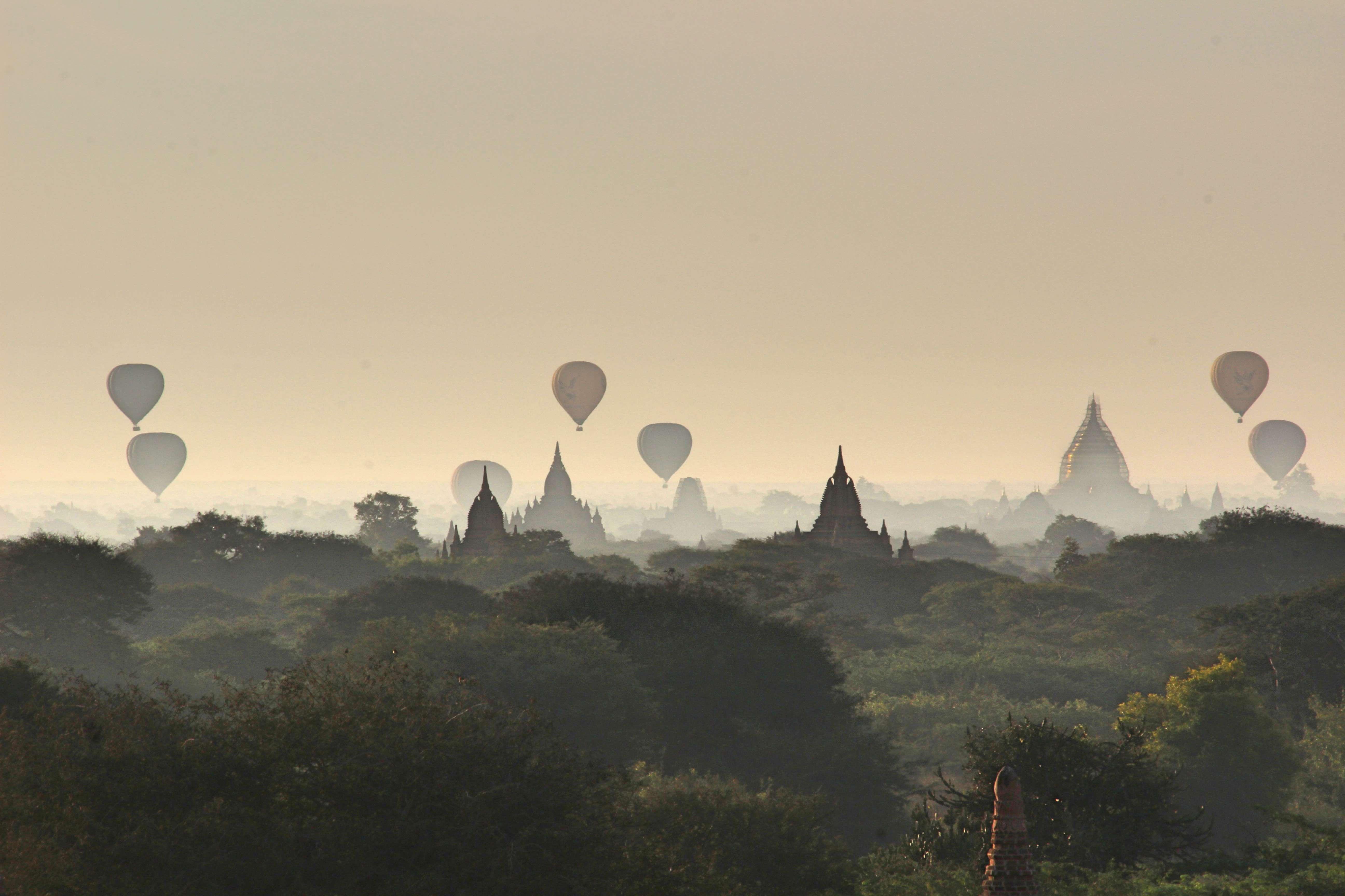 Weltreise_Backpacking_Myanmar_Bagan