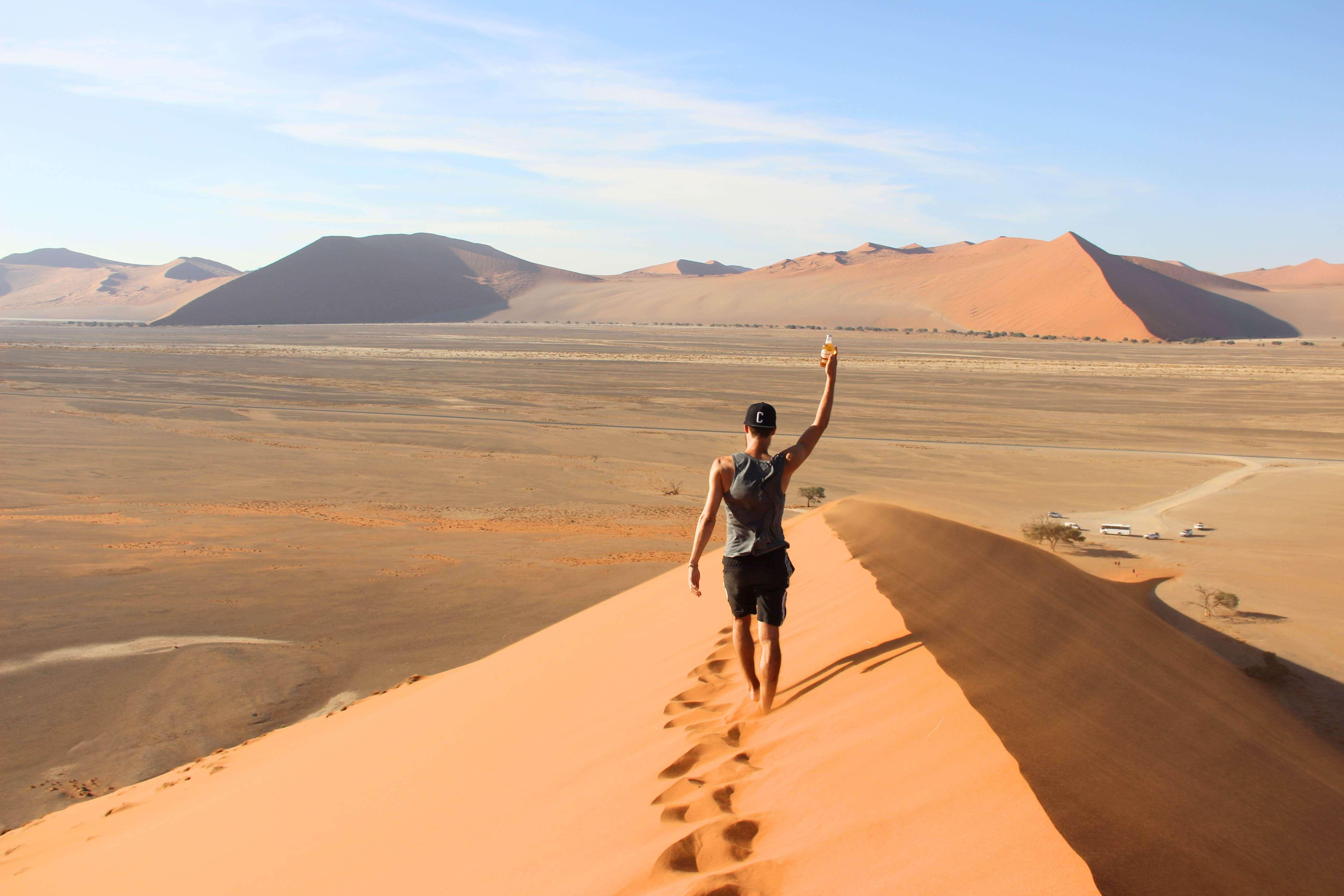 Weltreise_Backpacking_Namibia_Namib_Deadvlei
