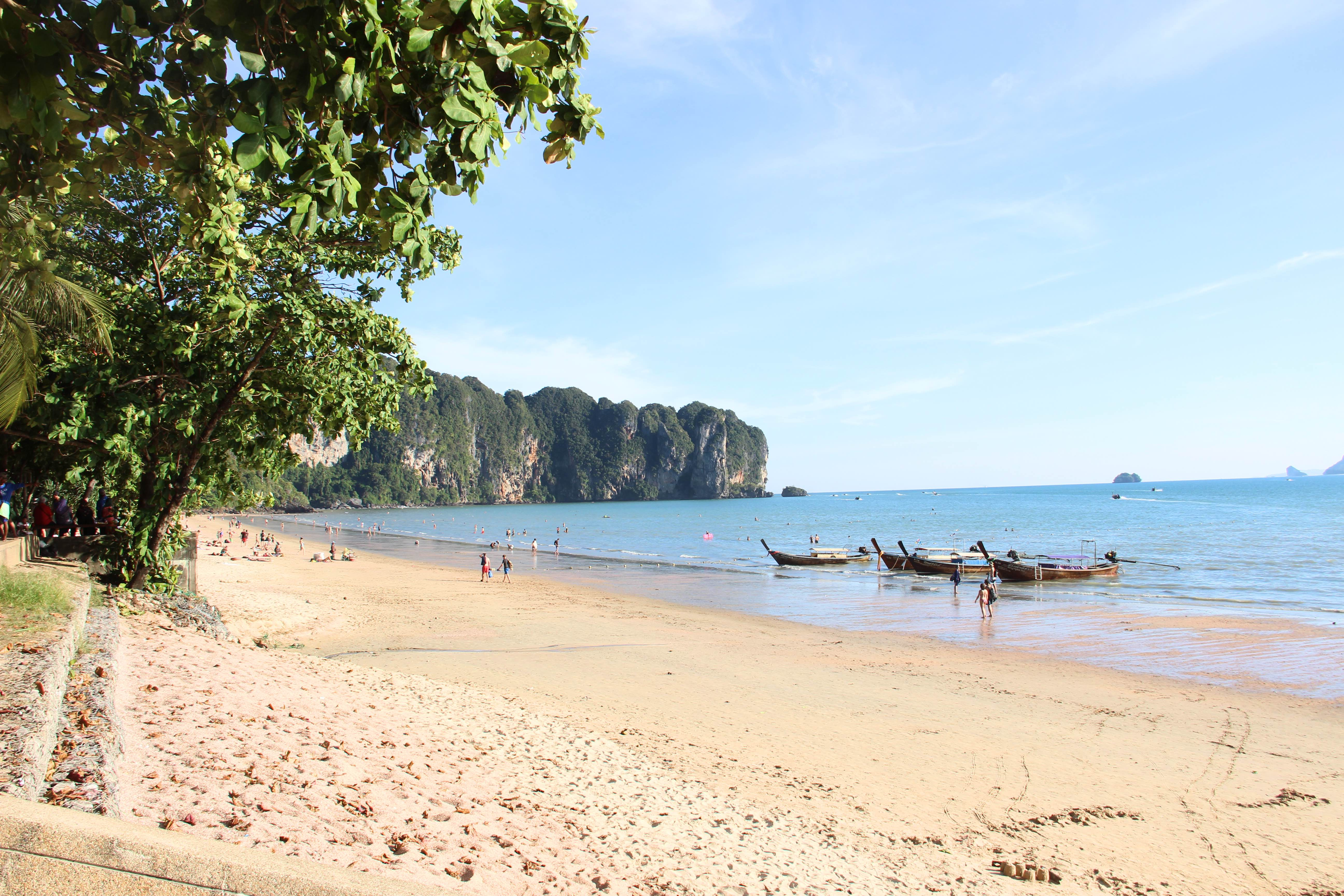 Weltreise_Backpacking_Thailand_Ao_Nang
