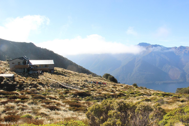 Weltreise_Backpacking_Neuseeland_Kepler