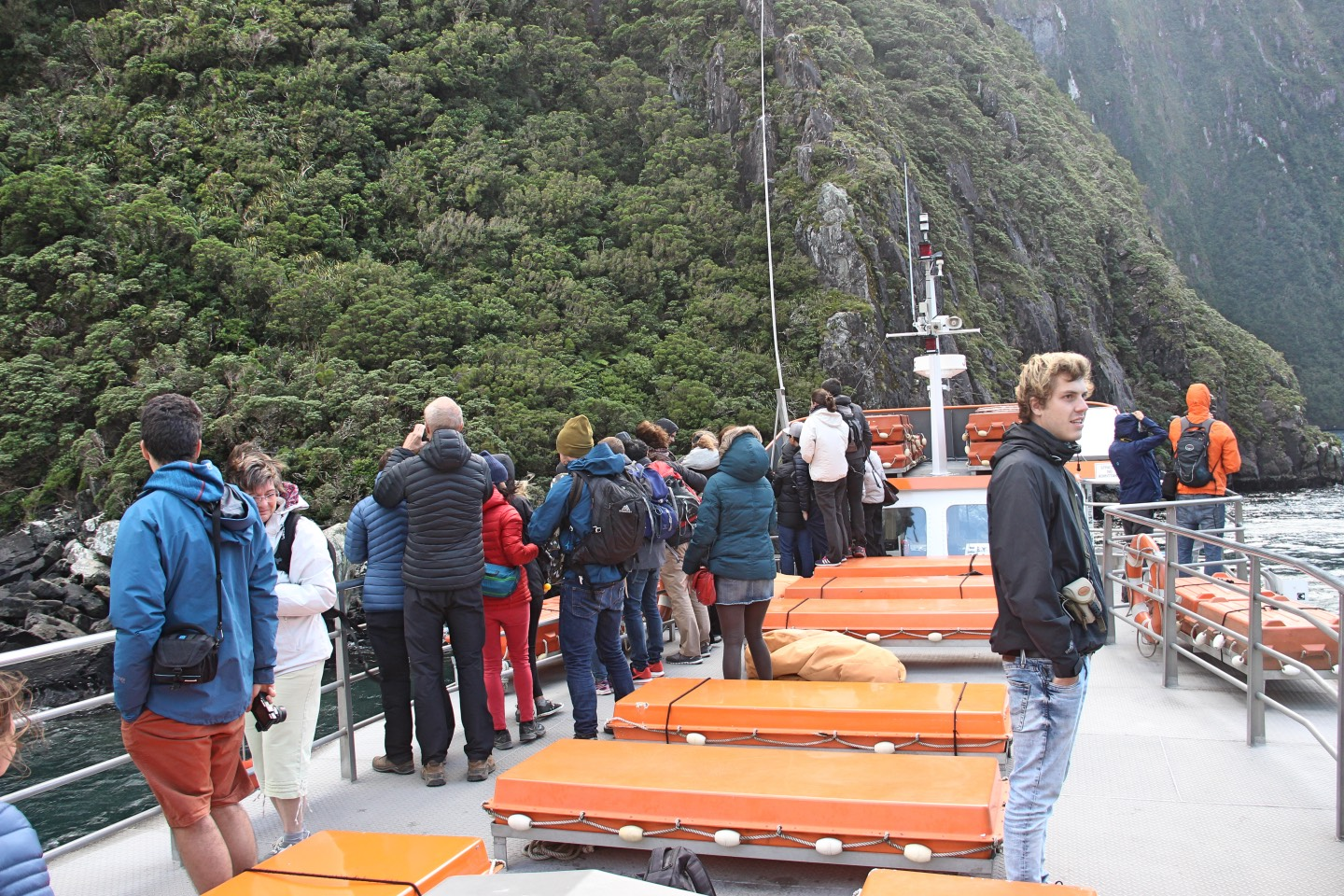 Weltreise_Backpacking_Neuseeland_Milford_Sound