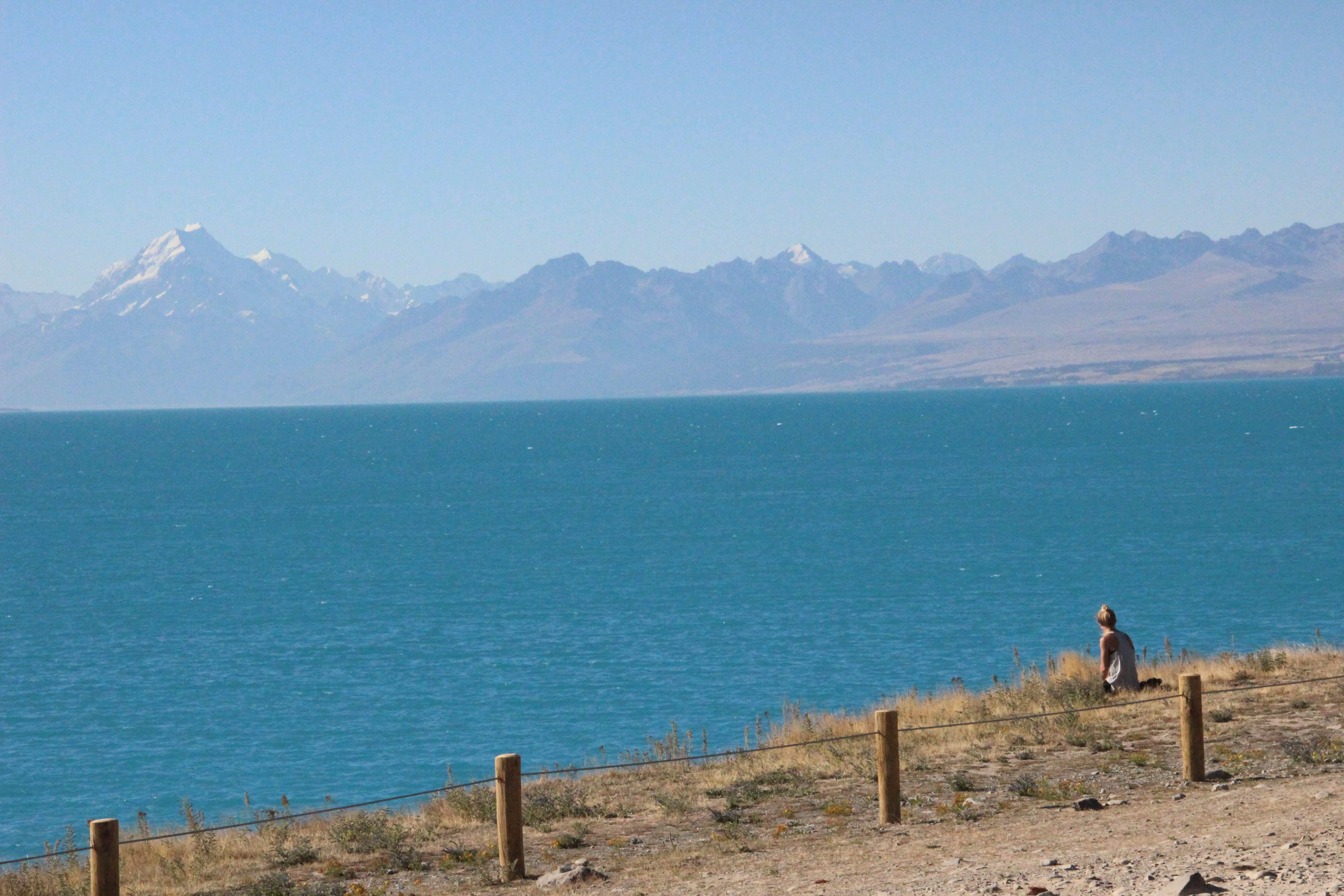 Weltreise_Backpacking_Neuseeland_Lake_Pukaki