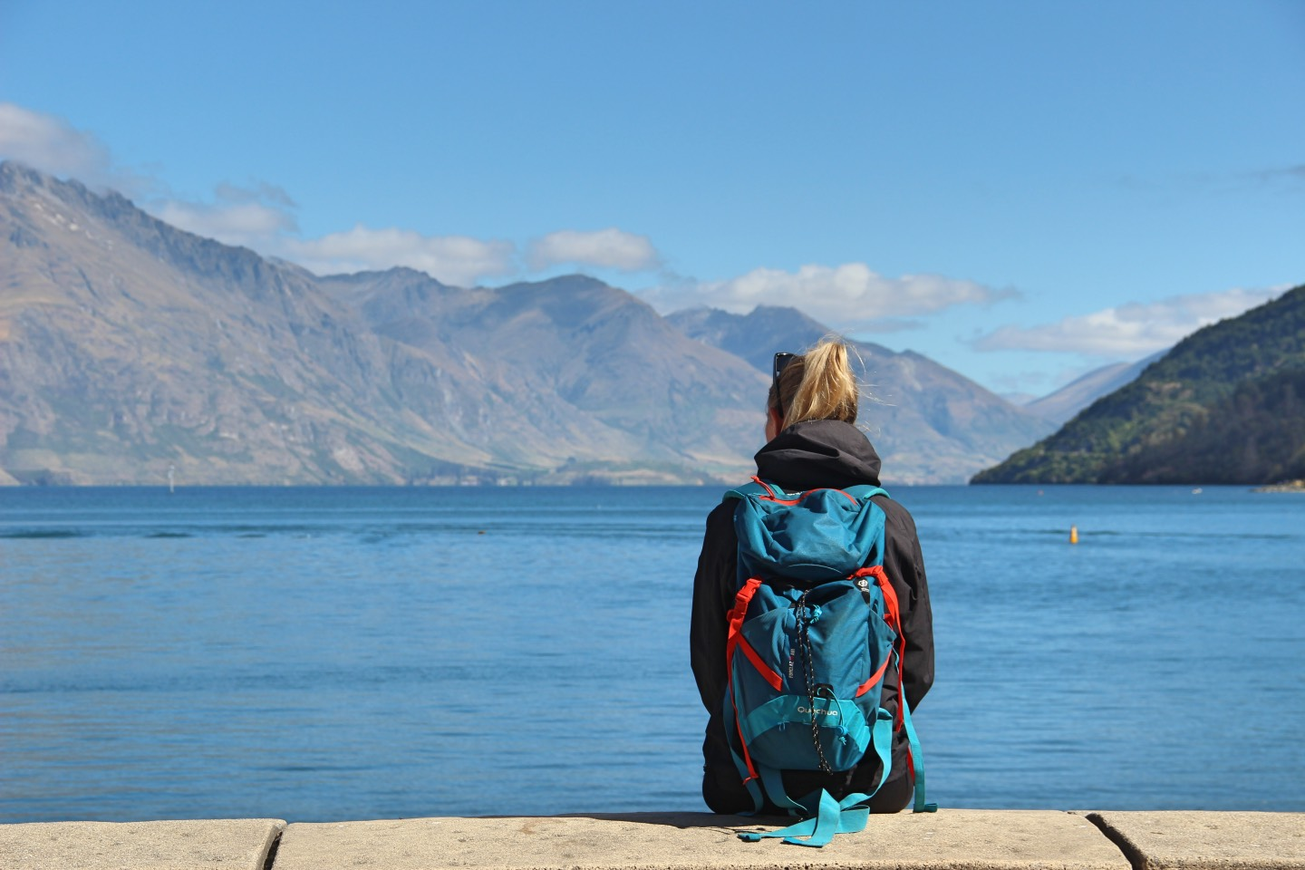 Weltreise_Backpacking_Neuseeland_Queenstown