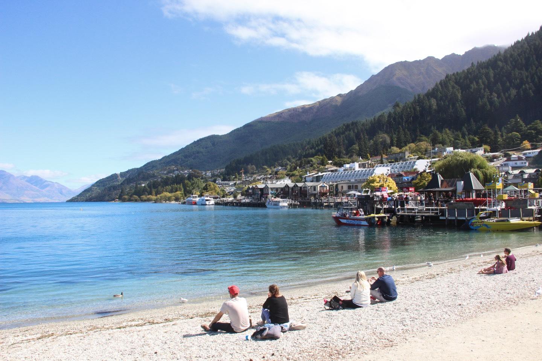 Weltreise_Backpacking_Neuseeland_Queenstown
