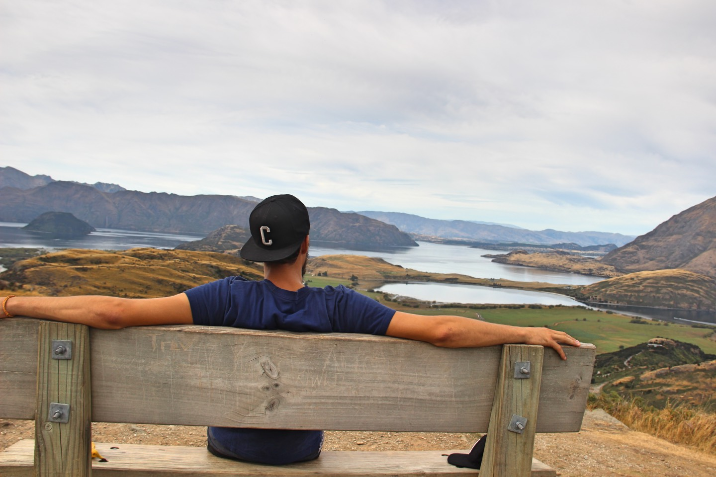 Weltreise_Backpacking_Neuseeland_Wanaka