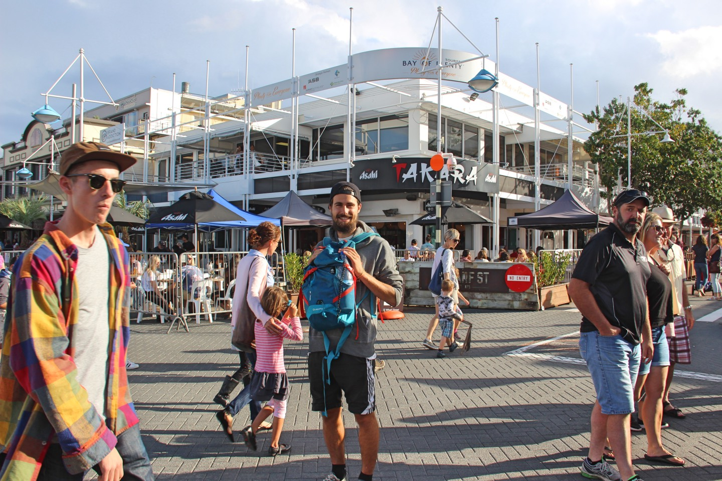 Weltreise_Backpacking_Neuseeland_Tauranga