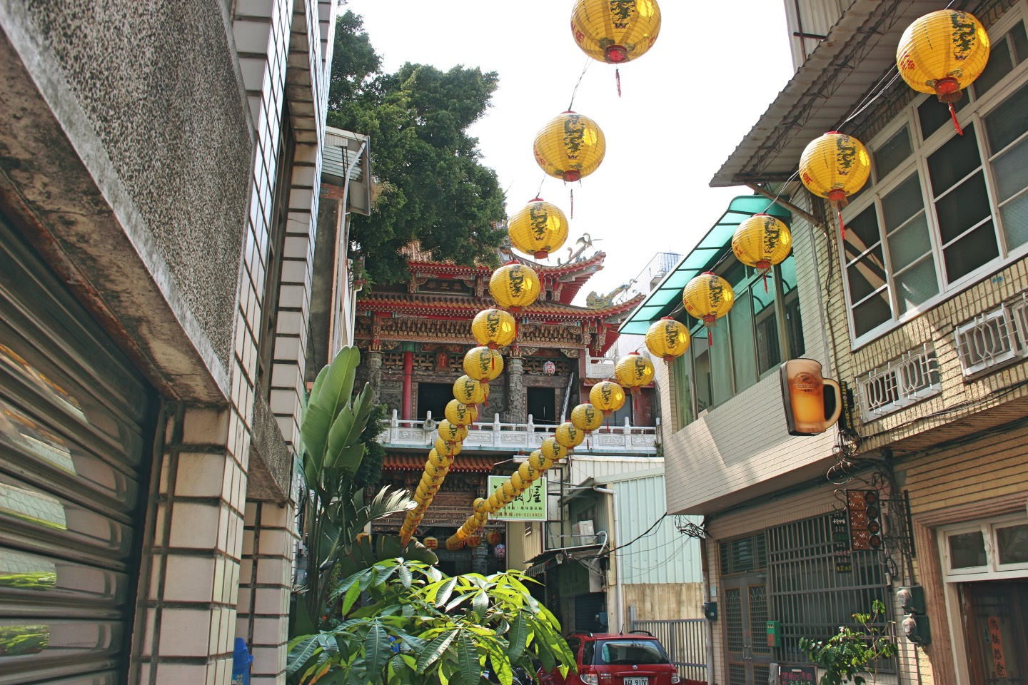 Weltreise_Backpacking_Taiwan_Tainan