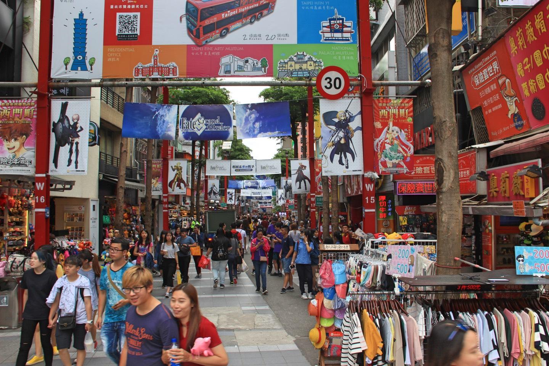 Weltreise_Backpacking_Taiwan_Taipeh