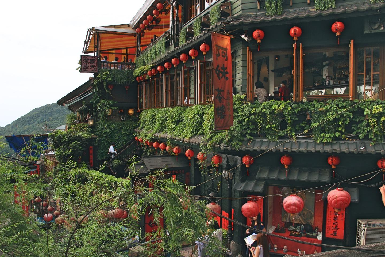 Weltreise_Backpacking_Taiwan_Taipeh_Jiufen