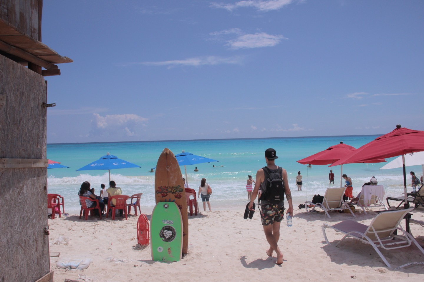 Weltreise_Backpacking_Mexiko_Cancun