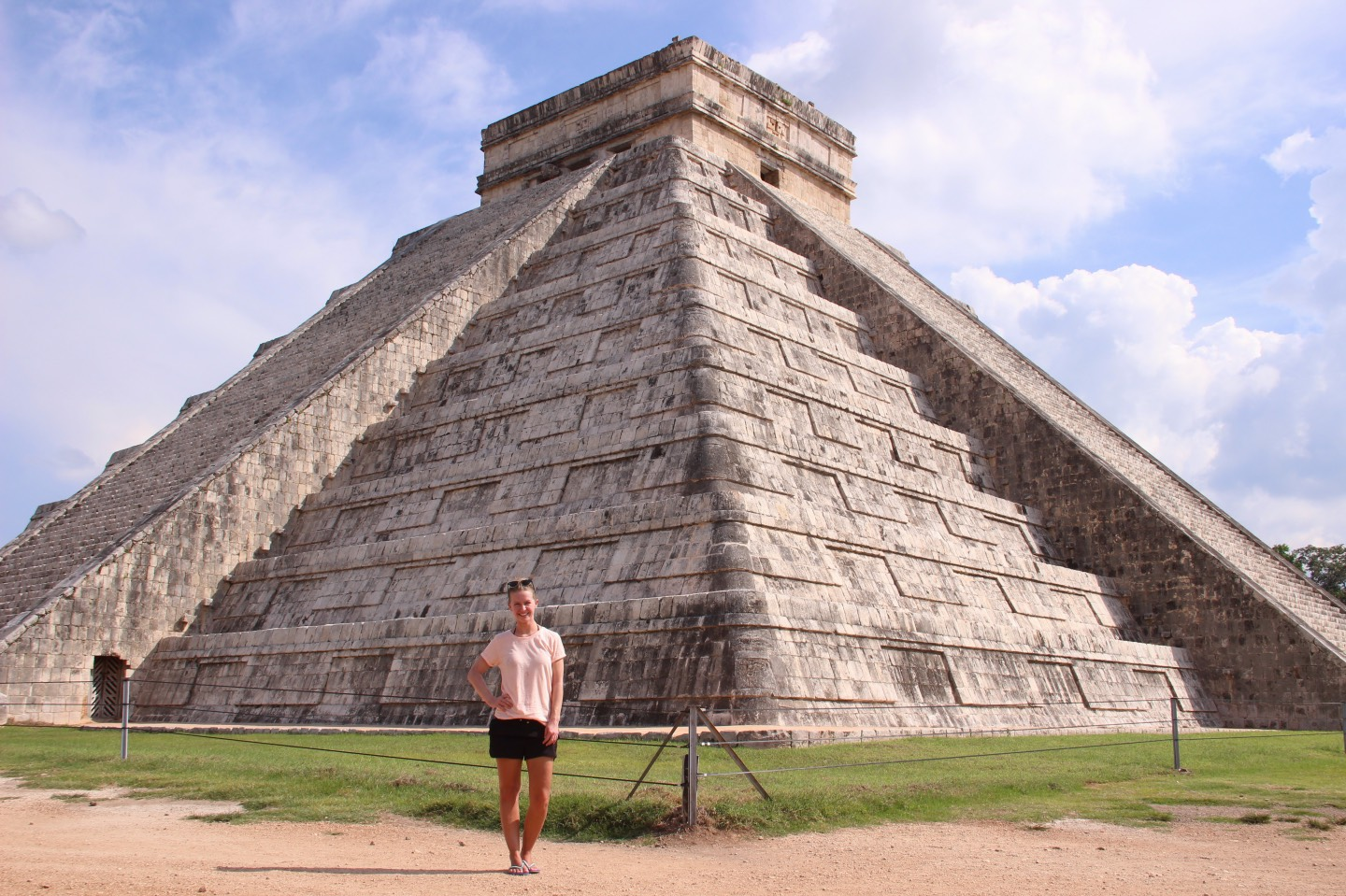 Weltreise_Backpacking_Mexiko_Valladolid_Chichen_Itza