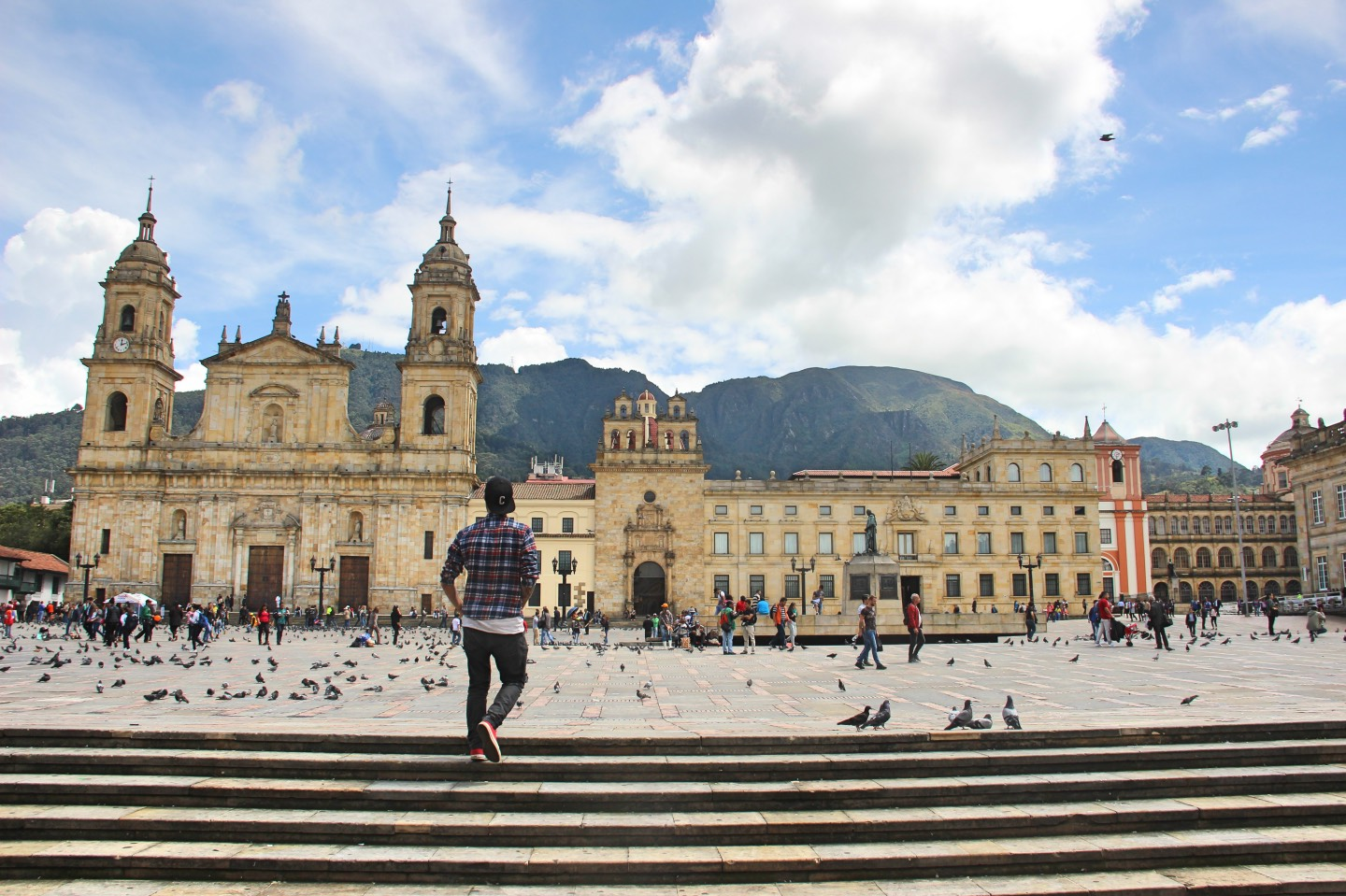 Weltreise_Backpacking_Kolumbien_Bogota