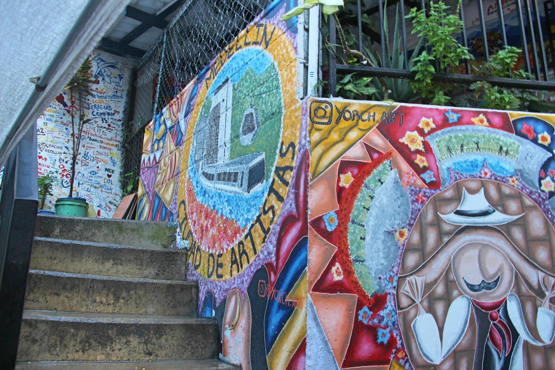 Weltreise_Backpacking_Kolumbien_Medellin